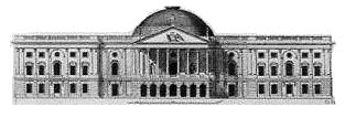 The Congressional Building, 1818
